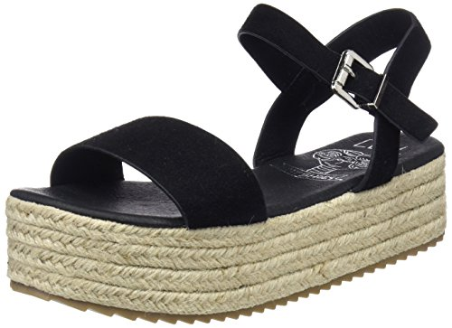 blk Sandals Mini Coolway Platform Donna Nero XOEw8Bxq8d