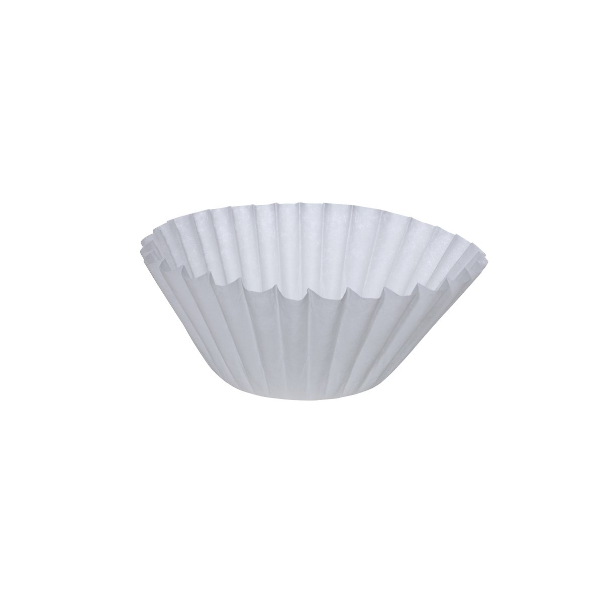 Wilbur Curtis Paper Filters 12.31 X 4.38, 500/Case - Commercial-Grade Paper Filters for Coffee Brewing - CR-12 (Pack of 500)