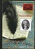 Thomas Jefferson, David S. Brown, 0874369495
