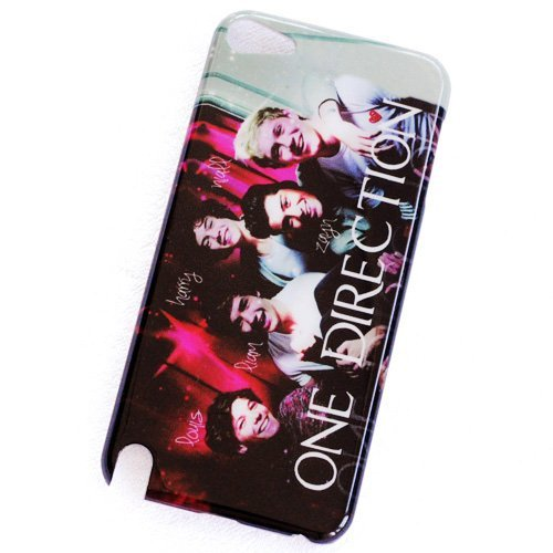 eBayke® #03 One Direction 1D Apple iPod Touch 5 iPod5 Touch5 Hard Case Cover Skin