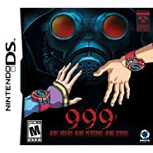 999: 9 Hours 9 People 9 Doors / Game - Nintendo DS