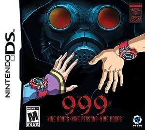 Aksys Games 999 - Juego (Nine Persons, Nine Doors)