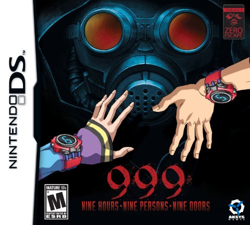 Where to find zero escape 3ds?