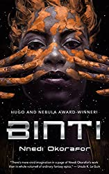 Image result for Nnedi Okorafor books
