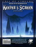 Call of Cthulhu Keeper's Screen, Chaosium, 1568823452