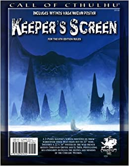 ??BEST?? Call Of Cthulhu Keeper's Screen (for 6th Edition). molesto resorts contains where Decreto Healing hours