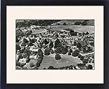 Framed Print of Warwick County Mental Hospital, Hatton, Warwickshire