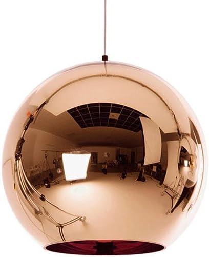 Modern Pendant Light in Globe Metal Shape, MKLOT Mini Style Ceiling Lighting Fixture Ball Lampe Shade for Kitchen,Dining Room,Bar