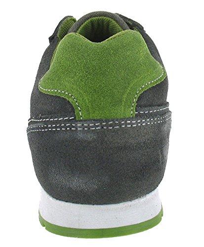 BULLBOXER - Zapatillas para hombre gris gris
