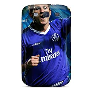 For AFY4147sJEu The Halfback Of Chelsea Frank Lampard Scored A Goal Protective Cases Covers Skin/galaxy S3 Cases Covers