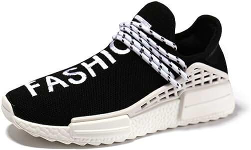 Zapatillas de Running para Hombre Zapatillas Bajas Transpirables de Malla Zapatillas Deportivas para Caminar Ligeras: Amazon.es: Zapatos y complementos