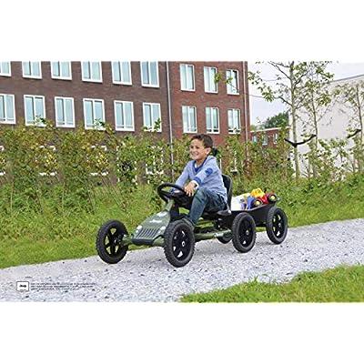 BERG Toys Junior Jeep Junior: Toys & Games