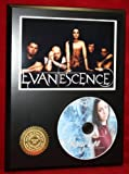 #7: Evanescence LTD Edition Picture Disc CD Rare Collectible Music Display