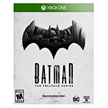 Warner Bros Batman The Telltale Series Xbox One