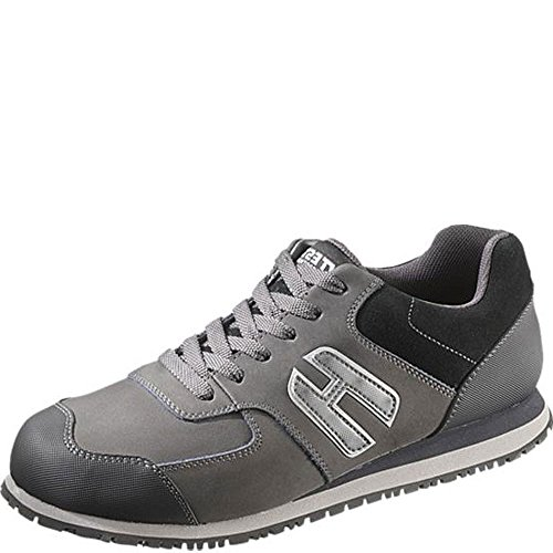 Hytest Men's Charcoal Athletic Steel Toe 11013 Mens Charcoal Athleti (7.5 W)