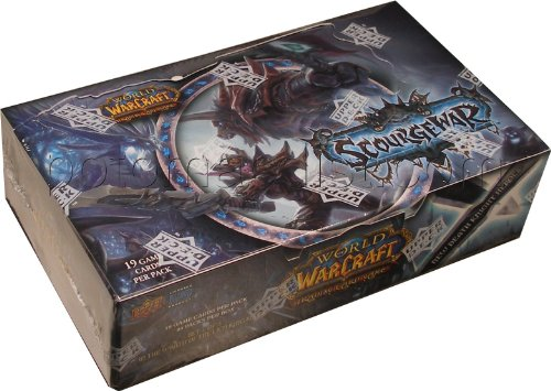 Upper Deck World of Warcraft TCG WoW Trading Card Game Sc...