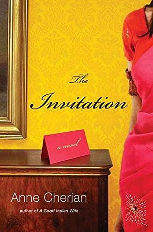 book cover of The Invitation