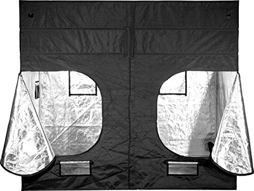 51dG5JT8mQL - Gorilla Grow Tent 5 x 9 2018 Model w/Free Extension !