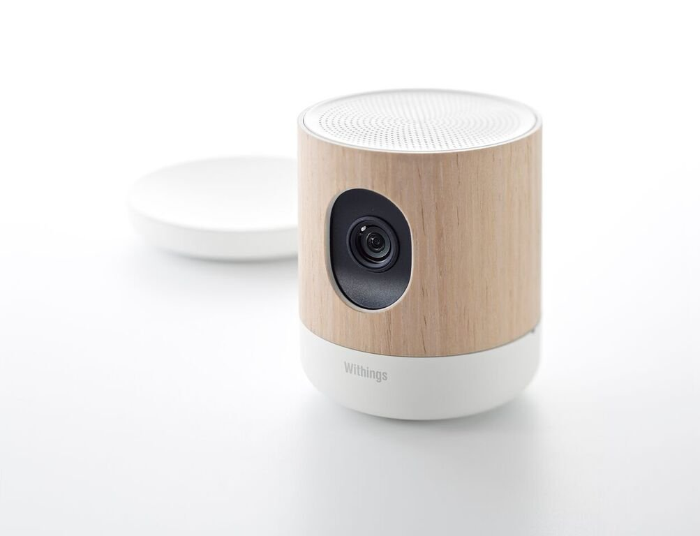 nokia video and air quality monitor. amazon.com: withings home - wi-fi security camera with air quality sensors: amazon launchpad nokia video and monitor