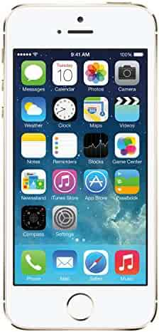 Apple iPhone 5s AT&T Cellphone, 16GB, Gold