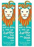 Re-marks C.S. Lewis Aslan Quotemark 2-Pack