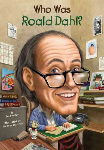 Who Was Roald Dahl? - Book  of the Who Was/Is...?
