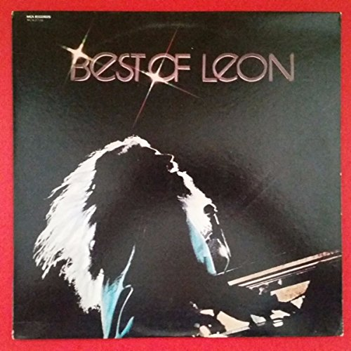 LEON RUSSELL Best Of LP Vinyl VG+ Cover VG++ 1980 MCA 37118