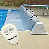 Pool Boy Powered Pool Solar Blanket Reel - Up To 20 Feet Wide