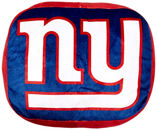 The Northwest Company NFL New York Giants Cloud Pillow, Blue, One Size