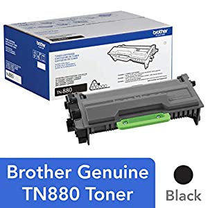 Brother Genuine Super High Yield Toner Cartridge