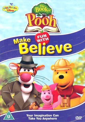 Winnie The Pooh - The Book of Pooh - Fun With Make Believe [Import anglais] (Winnie The Pooh Stories From The Heart)