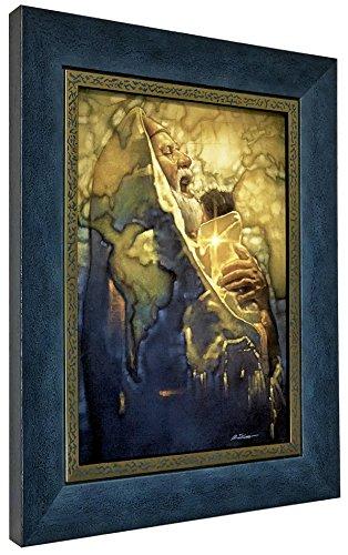 ''Simeon's Moment'' CANVAS Framed CHRISTIAN ART Prayer Inspirational RON DICIANNI Simeons by Ron DiCianni