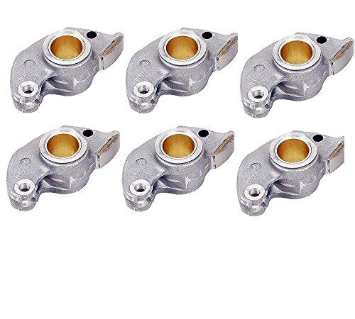 - Set of 6 BMW E30 E34 E28 325i 528e 525i Engine Rocker Arm Febi 11331271429