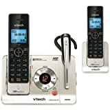 LS6475 DECT6.0 Voice Announce Caller ID Digital Answerer with Cordless Headset, Office Central