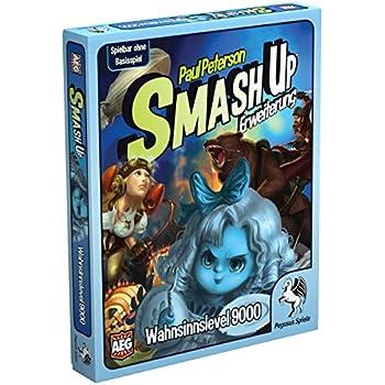 Smash Up: Wahnsinnslevel 9000