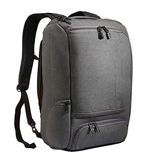 (eBags Professional Slim Laptop Backpack for Travel, School & Business - Fits 17