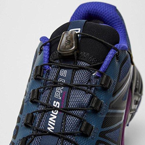 Scarpe Ss17 Salomon Women's tex Pro Purple Trail Gore 2 Blue passion spectrum Da Wings Corsa Slateblue xCqwRnpT