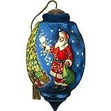 Ne'Qwa 2017 Santa Ltd Ed Dated Ornament