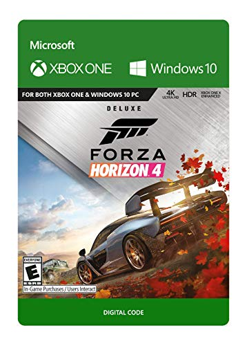 Amazon com: Forza Horizon 4: Ultimate Edition Xbox One