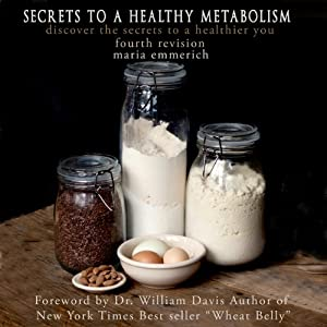 Secrets to a Healthy Metabolism Hörbuch
