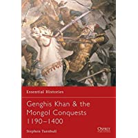 Genghis Khan and the Mongol Conquests 1190-1400: No. 57