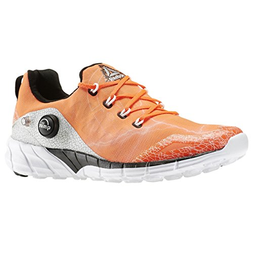 Reebok Zapatillas de running para mujer - naranja y blanco