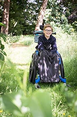 Saco infantil para sillas de ruedas y cochecitos pediátricos ...