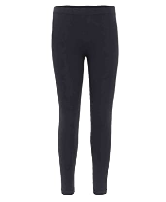 8a98ecfe New Kids Girls Plain Leggings Kids Children Teen Basic Stretchy Full Length  5-13 Years (11/12 Years, Black): Amazon.co.uk: Clothing