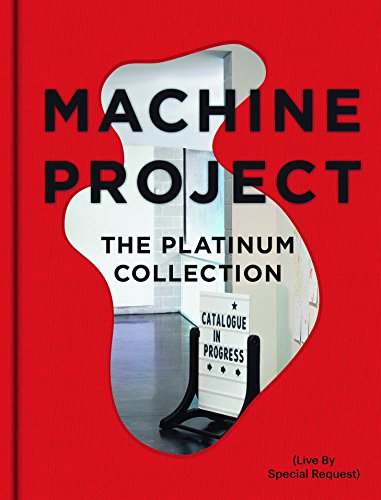 Machine project:the platinum collection (live by special request)