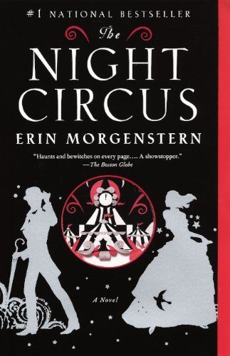 Book cover from The Night Circus (Turtleback School & Library Binding Edition) by Erin Morgenstern (2012-07-03) by Erin Morgenstern
