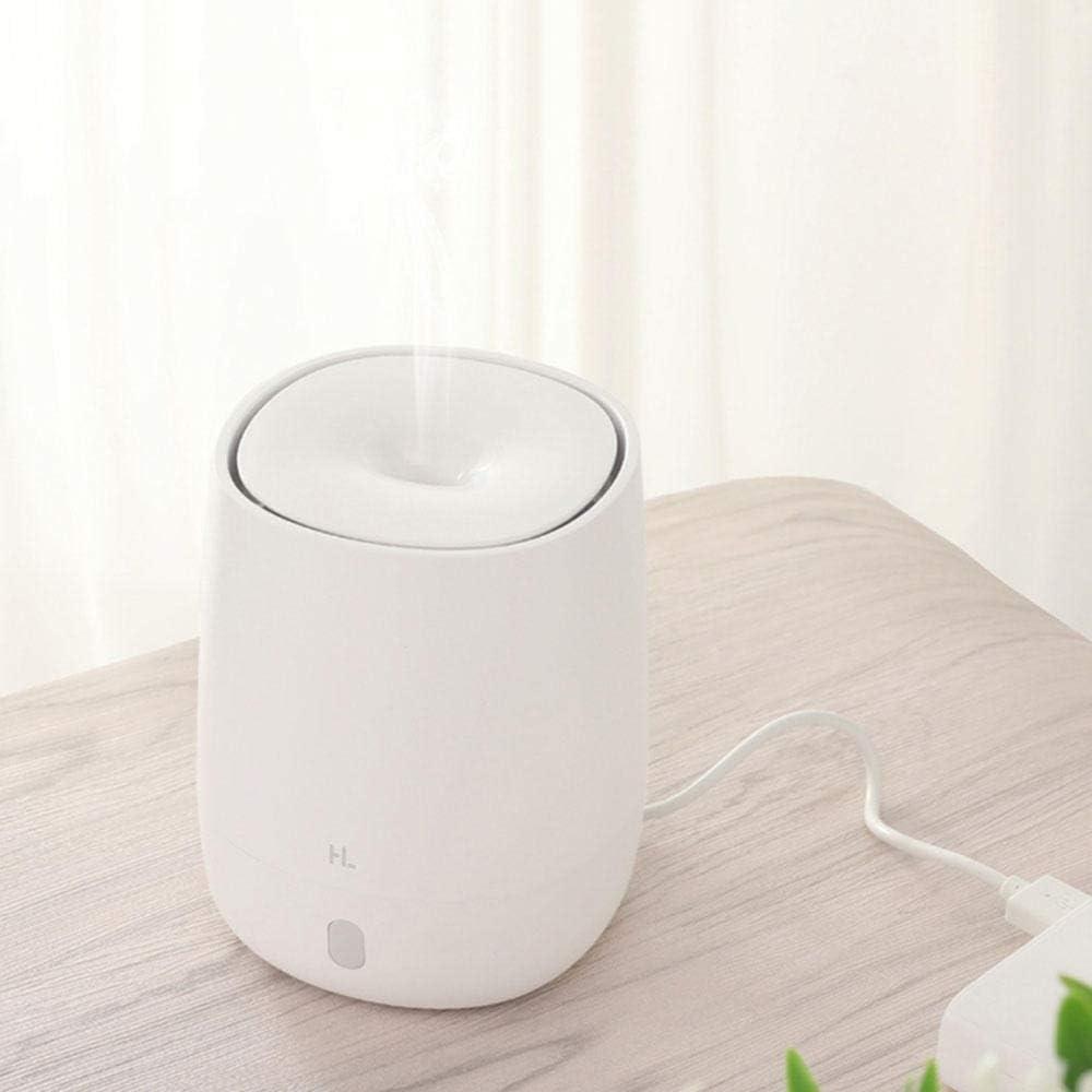 BGROESTWB Humidificador de Aroma silencioso con Los difusores de Aceite Esencial de Escritorio Minimalista humidificador de Aire de Gran Capacidad USB humidificador Funci/ón de Control Remoto Mejorada