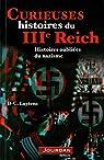 Curieuses histoires du IIIème Reich par Luytens