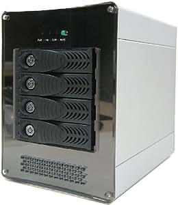 Cablematic - Torre Externa 4xHDD (SAS/SATA2) a 1xMini-SAS 26-pin