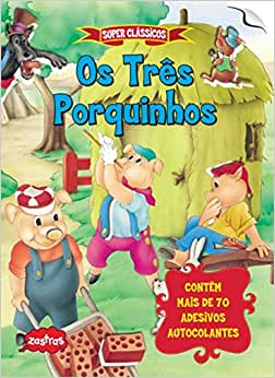 Os três porquinhos : Super clássicos | Amazon.com.br